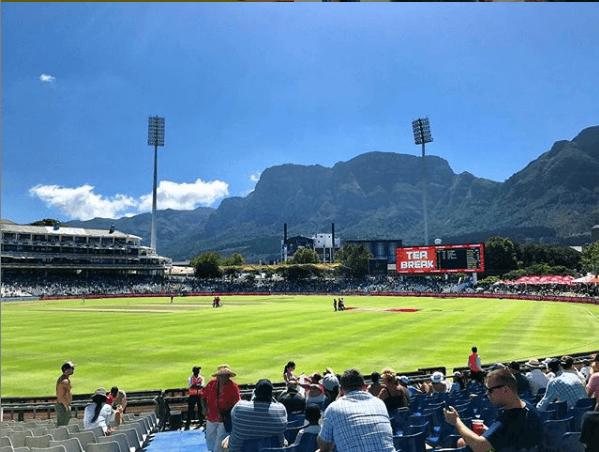 Newland's cricket stadium
