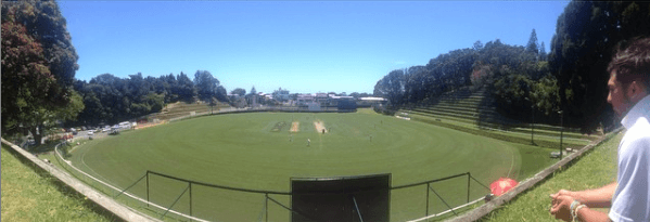 Pukekura Park Cricket Stadium - Crick Academy