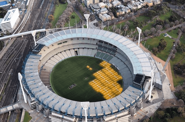 Melbourne Cricket STADIUM - CRICK ACADEMY