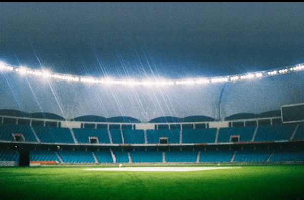 Dubai Cricket Stadium - Crick Academy
