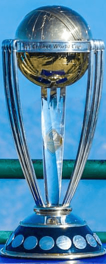 Trophy of WORLD CUP 2019