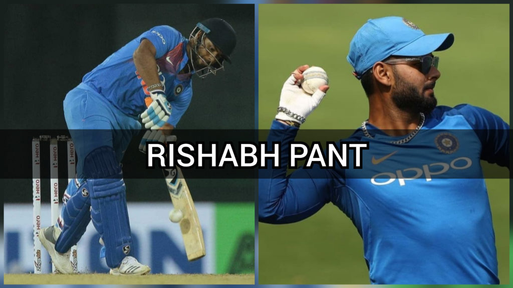 RISHABH PANT, WORLD CUP 2019