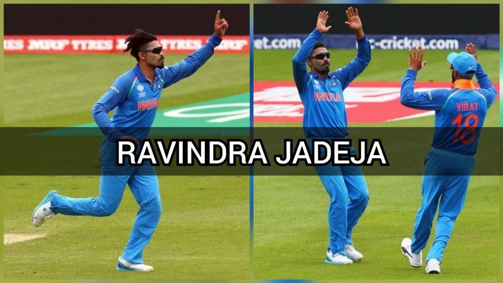 RAVINDRA JADEJA, WORLD CUP 2019