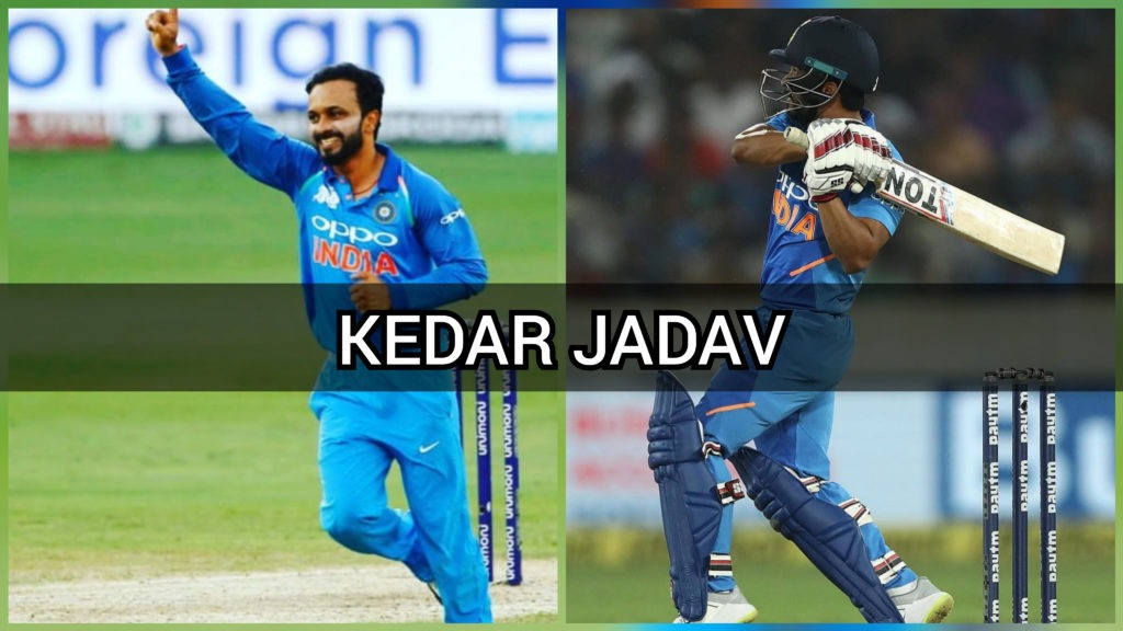 KEDAR JADAV, WORLD CUP 2019