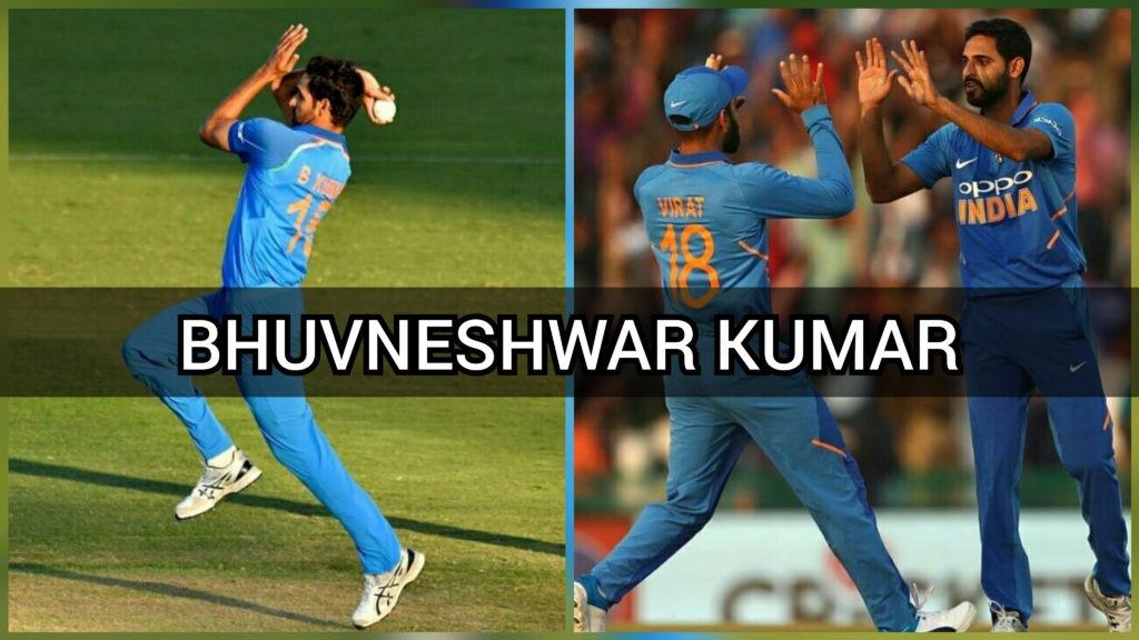 BHUVNESHWAR KUMAR, WORLD CUP 2019