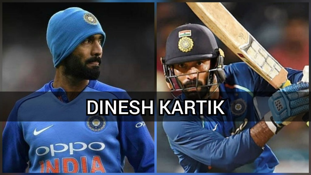 DINESH KARTIK, WORLD CUP 2019
