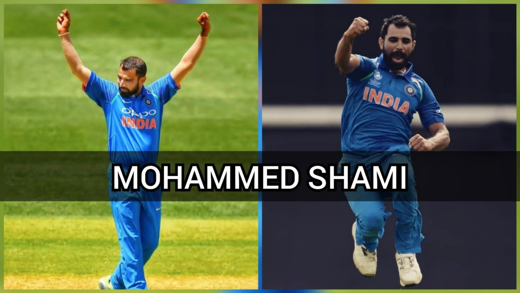MOHAMMED SHAMI, WORLD CUP 2019