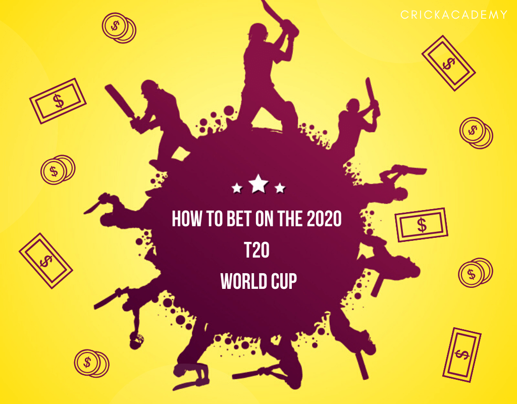how to bet on 2020 T20 World cup